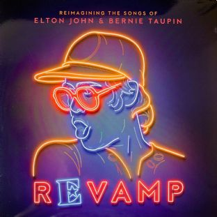 V/A - Revamp: Reimagining The Songs Of Elton John & Bernie Taupin (LP) (EX/EX-)